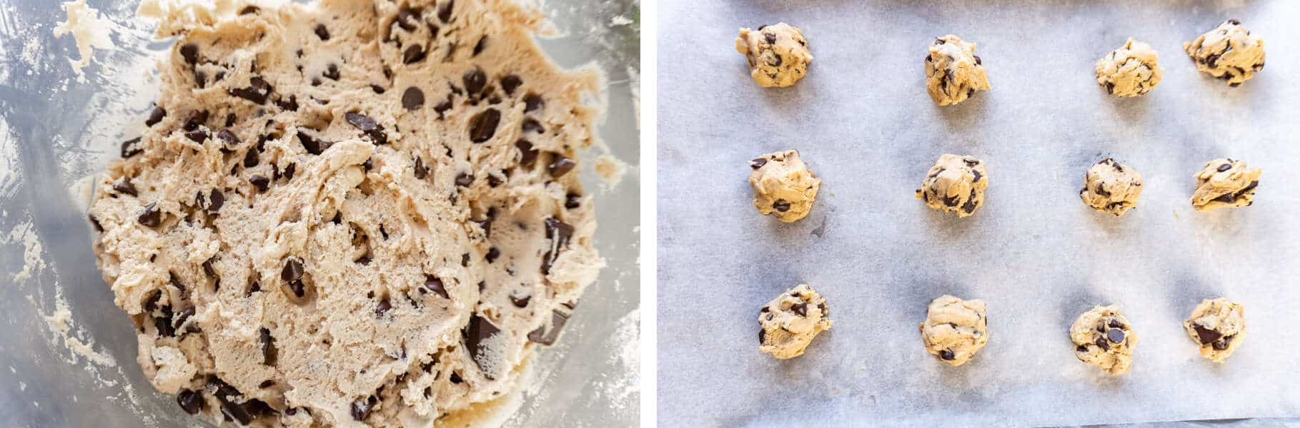 Chewy Chocolate Chip Cookie Dough