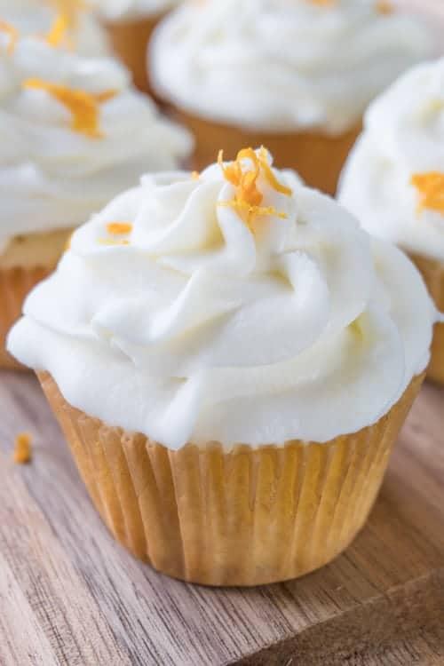 yellow cupcake recipe