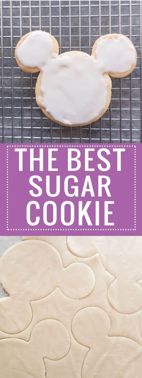 Easy and Delicious Sugar Cookie Recipe