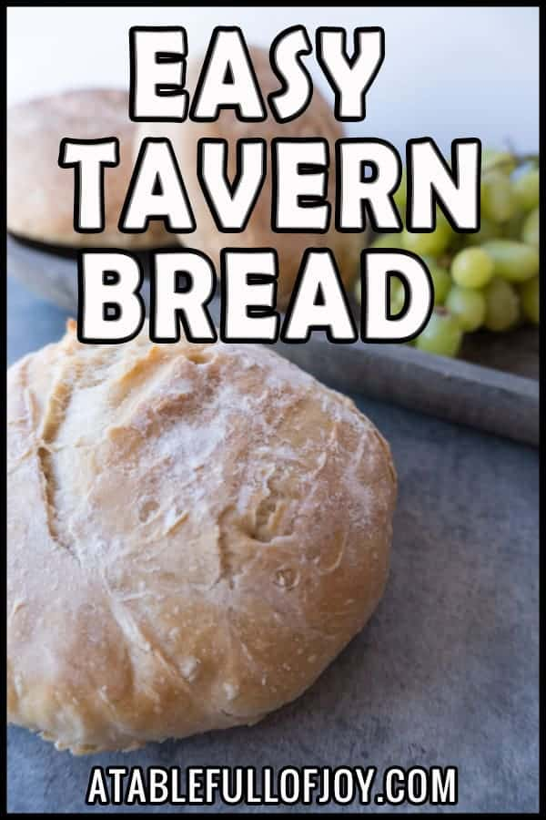 Tavern Bread