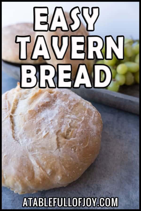 Tavern Bread