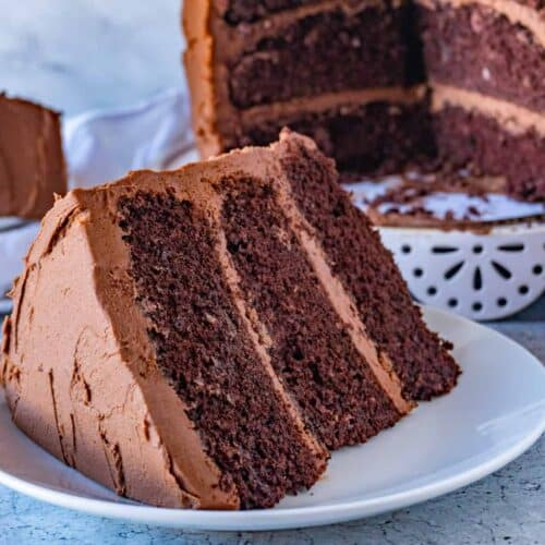 Chocolate Cake Featured image