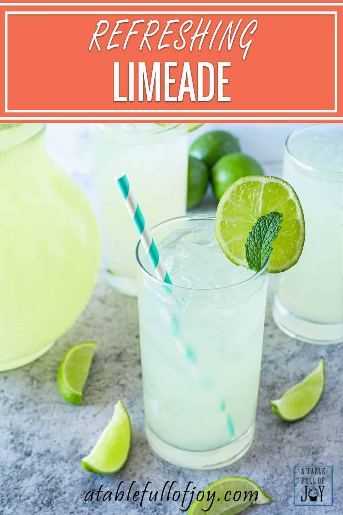 Limeade Pinterest Pin