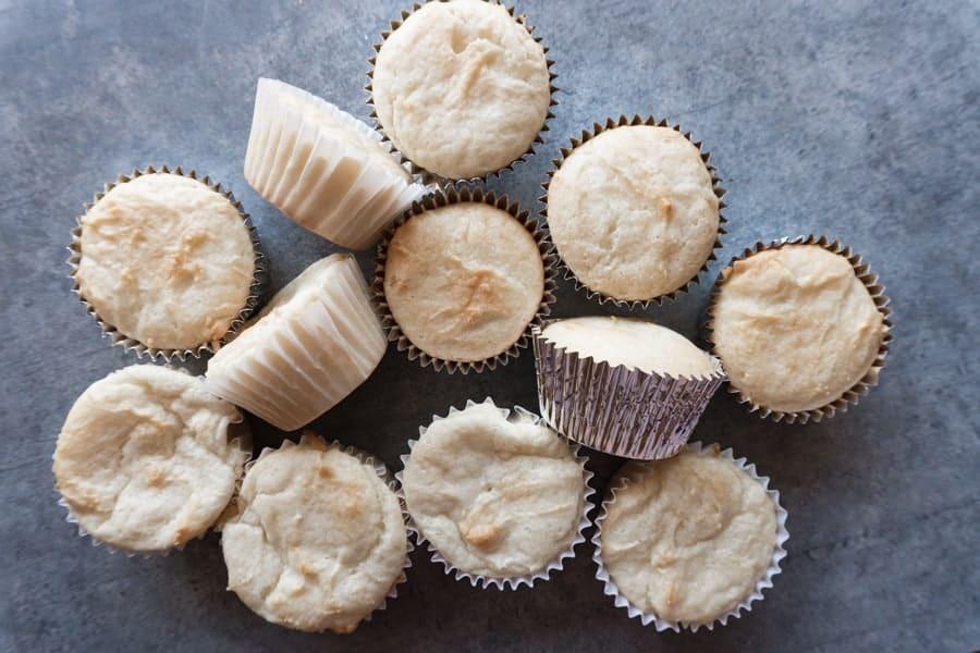 White Cupcake Recipe