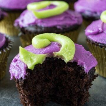 The Best Chocolate Cupcake Recipe
