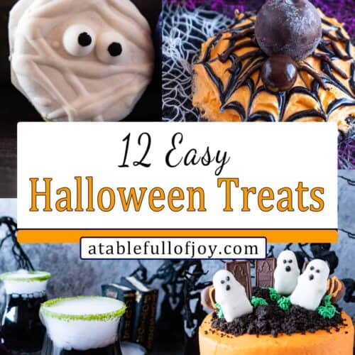 halloween party treats featured image