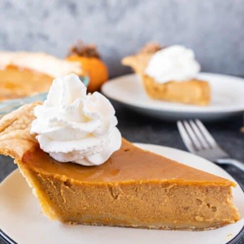 pumpkin pie featured image