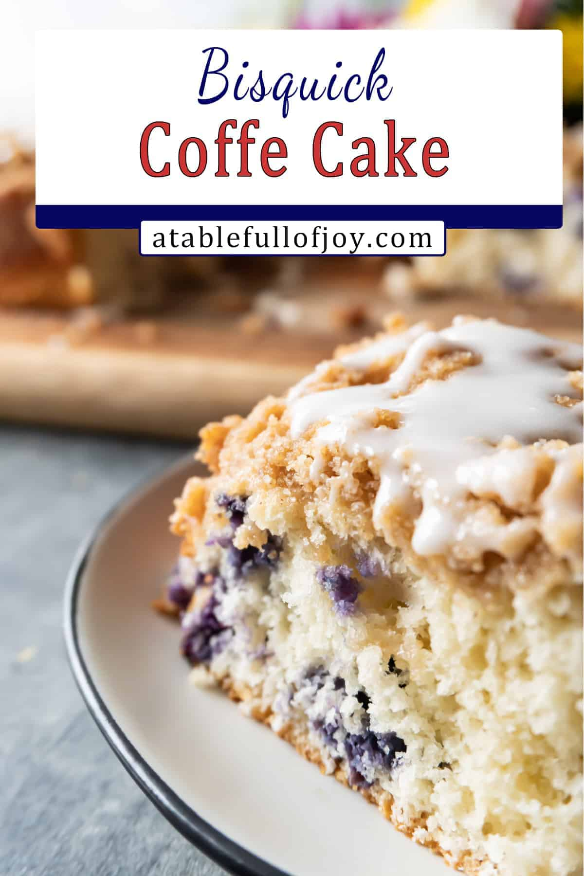 Coffee Cake Pinterest Pin