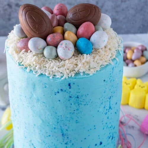 Easter Cake Featured Image