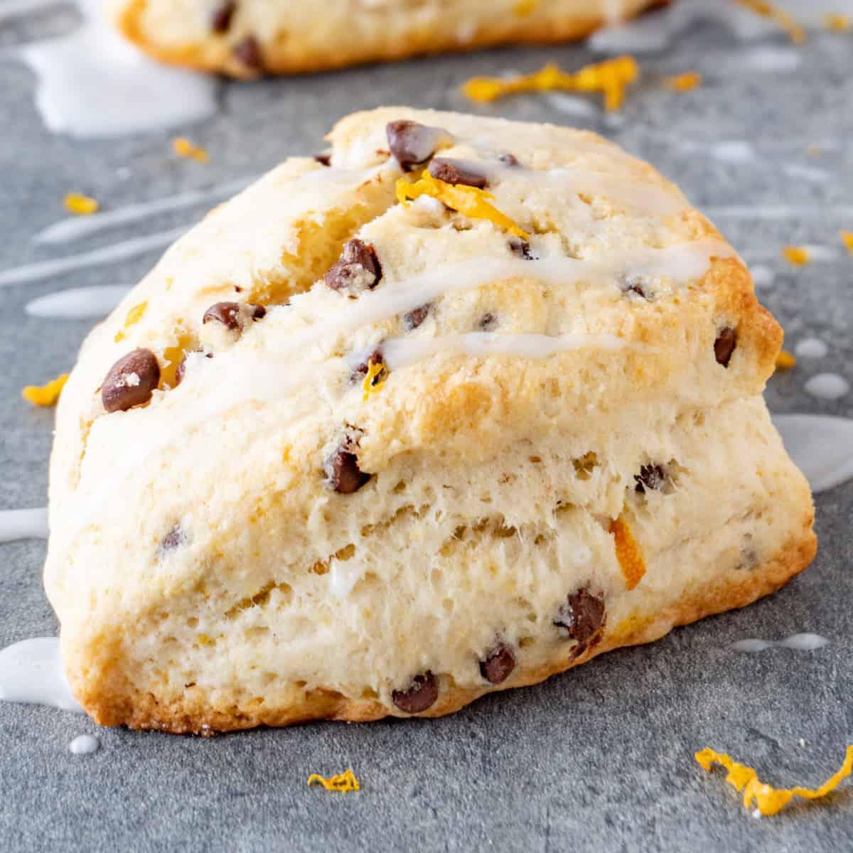 orange buttermilk scones featured image