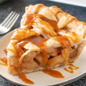 Caramel Pear Pie featured image