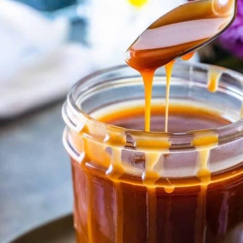 Caramel Sauce featured image