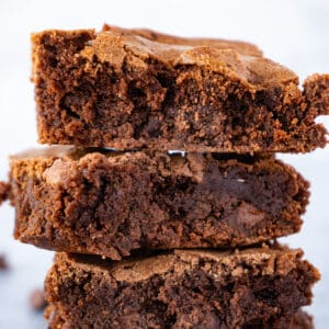 Best Homemade Brownies Recipe featured image
