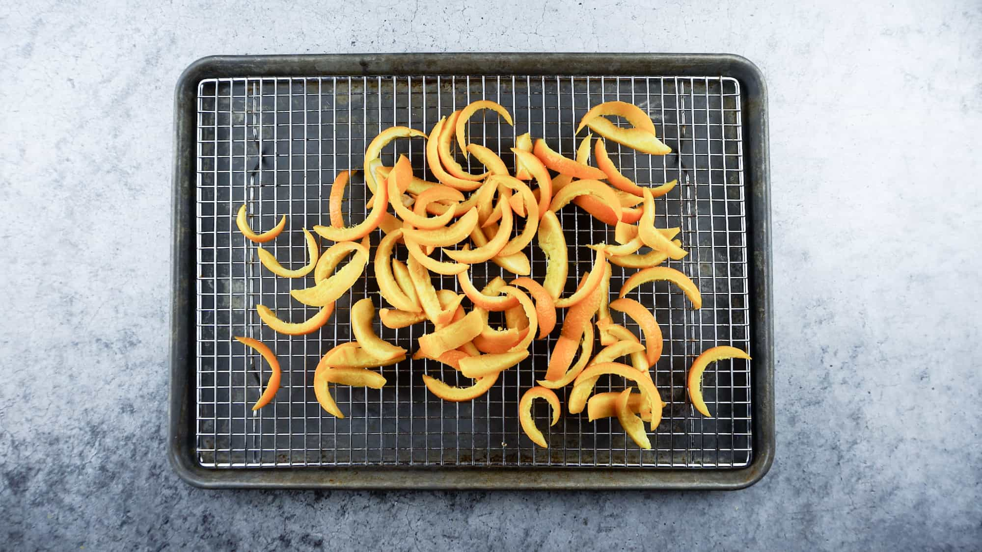 peels after first boil