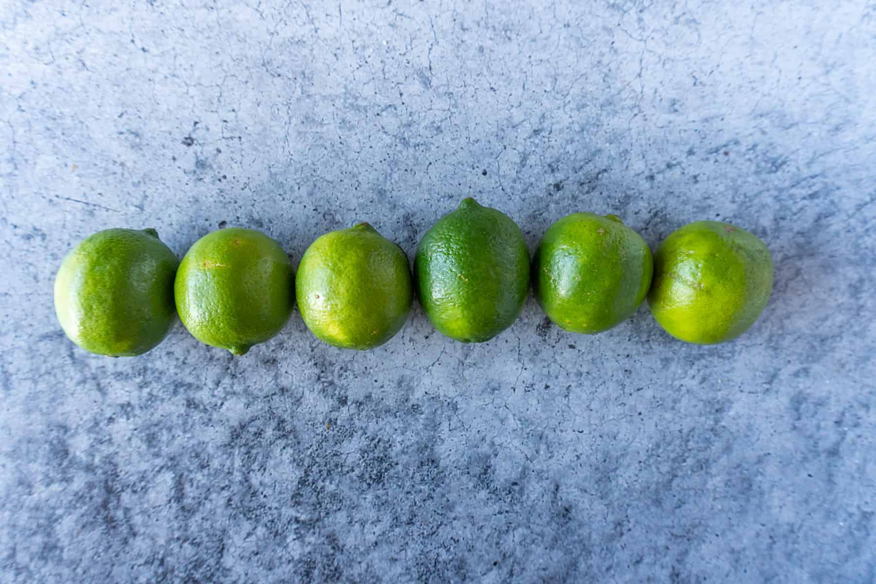 limes in a row