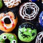 Halloween Donuts featured image