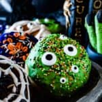 Monster Donut Close up