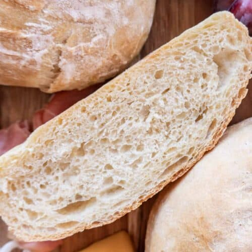 homemade bread recipe featured image