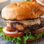 Grilled Chicken Sandwich Featured image