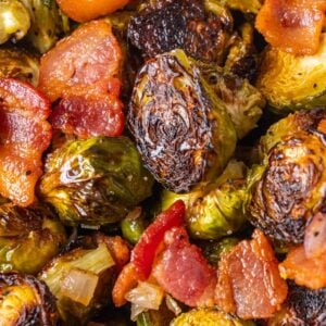 Maple Bacon Brussel Sprouts featured image