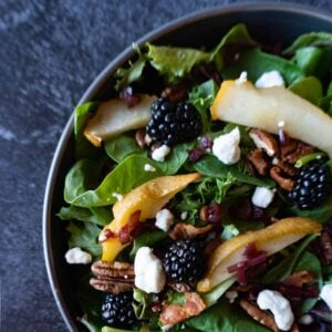 Grilled Pear Salad Recipe featured image