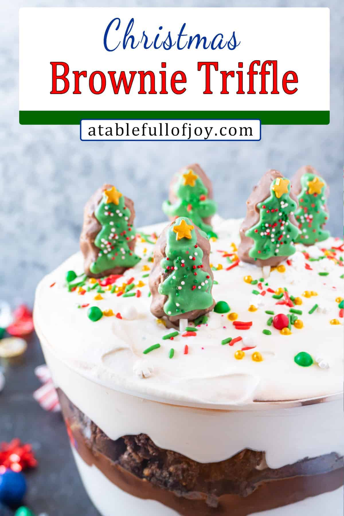 Christmas Trifle ointerest pin