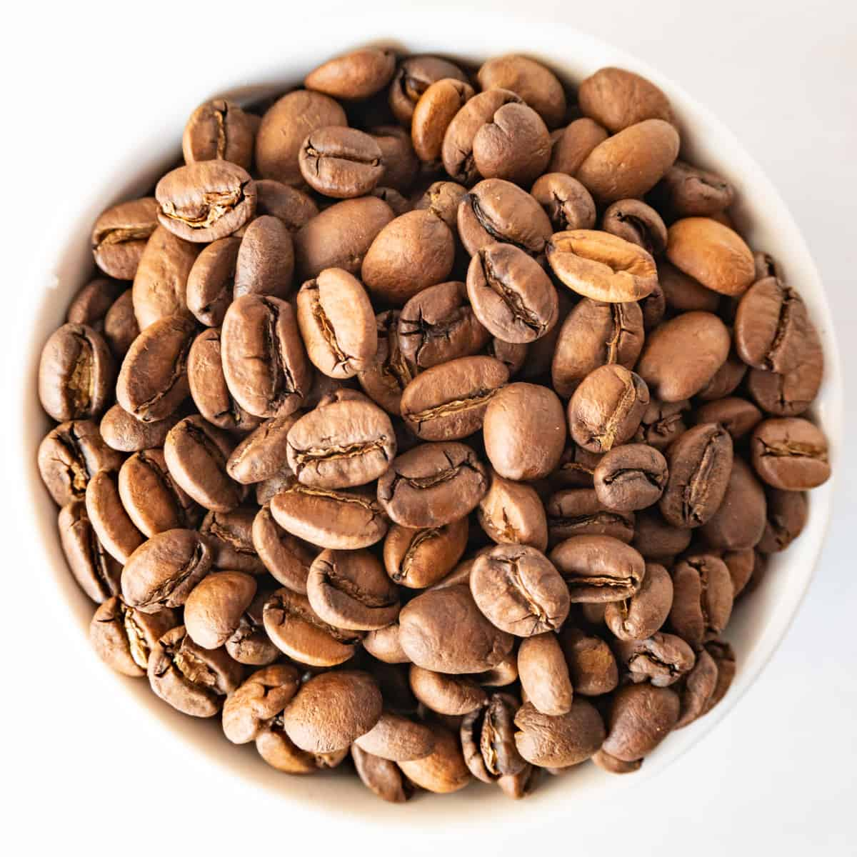 coffee beans in bowl featured image