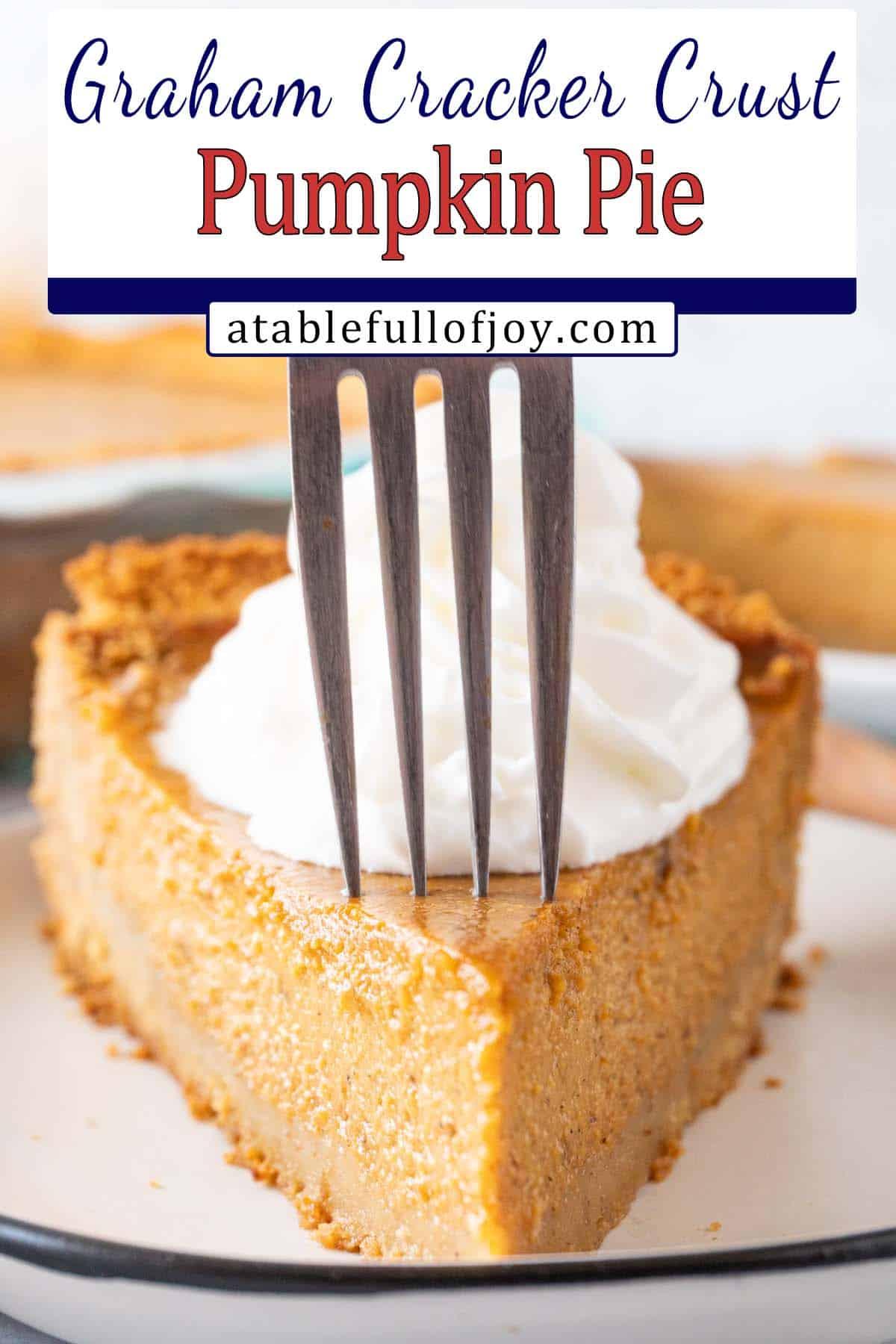 pumpkin pie pinterest pin
